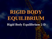N_-_Rigid_Body_Equilibrium_2-D