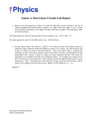 Worksheet New Lab 6 E and M