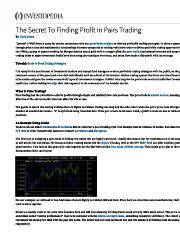 Project Reading Pair Trading.pdf