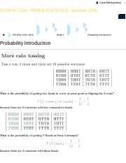 PSTATW 120A - M16: Probability Introduction: Coin Flipping.pdf