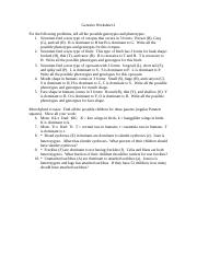 Genetics_Worksheet_2