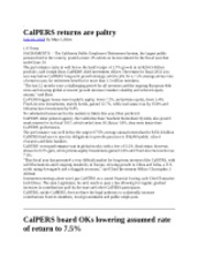 2 - LA times on CALPERS