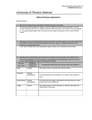 Martin_Roth_Week4_CJA324_Ethical_Dilema_WorkSheet