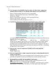 Tutorial 3 - Bank Performance Solutions.docx