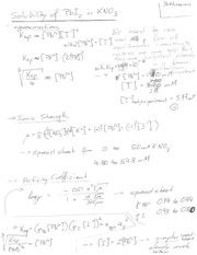 Lecture 16. Blackboard notes PbI2