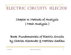 ELEC 201 - Chapter3-Mesh Analysis.pdf