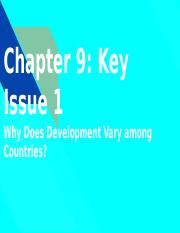 Chapter 9_ Key Issue 1.pptx