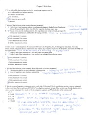 CH 5 Worksheet solutions