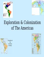 Colonization of The Americas website.pptx