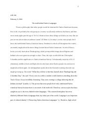 AIS 220 Rewriting History Texbook Chapter paper .docx