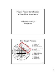 022 - Chapter 2 - Project Needs Identification