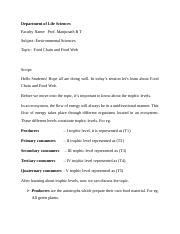 transcript-Food chain and web.docx