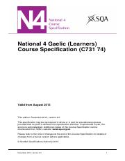 CfE_CourseSpec_N4_Languages_GaelicLearners