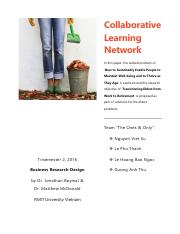 BUSM4450 Assessment 1 Collaborative Learning Network.pdf