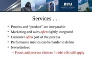 361 Chapter 5 Slides (Process Choice & Layout Decisions in Services) (1)