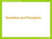 WT 4e, chap 06-Sensation & perception_1