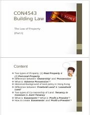 Lesson 9 & 10 The Law of Property (part 1).pdf