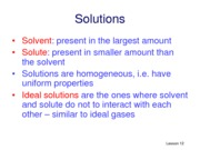 Lesson 12 - solutions- henry's law no answer