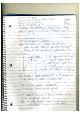 MATH 112 Basic Function Notes