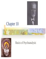 Chapter+10++Basics+of+Psychoanalysis++powerpoint+-+portions+to+post.ppt