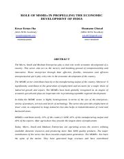 role of government in indian economy pdf