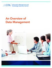 Data Management - AICPA. note