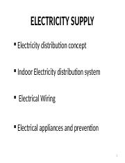 LN 9 Electricty supply.pptx