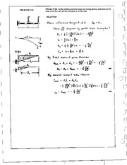 1109_Mechanics Homework Mechanics of Materials Solution