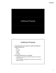15. Intellectual Property