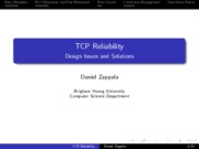 tcp-reliability