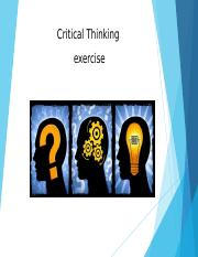 Critical Thinking Warmer.ppt