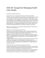 managing quality improvement essay This paper will cover the quality improvement process in healthcare it will also focus on the similarities and differences between the quality improvement plan processes that the department of veteran affairs (va) followed, against the quality improvement plan process listed in the book.