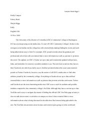 Comp 1 Essay Contrast 3 Colleges.docx