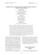 The Robust Nature of the Biopsychosocial Model Challenge and Threat