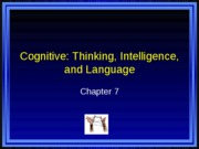 PSYC 101 Chapter 7 PowerPoints