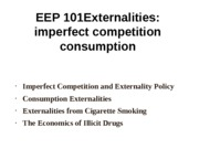 eep101_Lecture 4_imperect competition