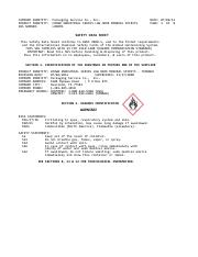 Crown Low Odor Mineral Spirits pdf - COMPANYIDENTITY