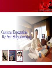 chapter 2- customer expectations (2)