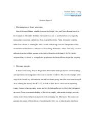 New Testament Position Papers.docx