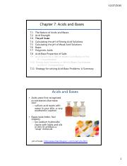 CH 7_Acids and Bases