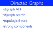 directed-graphs