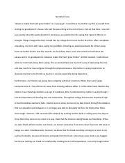 ENG 110 Narrative Essay.docx