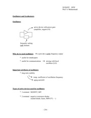 RFIC_Lecture_Note_No14_p236-p255 _Oscillators1_