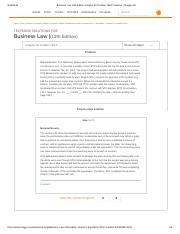 Business Law 13th Edition Chapter 18 Problem 7BCP Solution _ Chegg.pdf