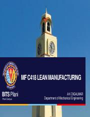 Lecture  on Why Lean Production System.pdf