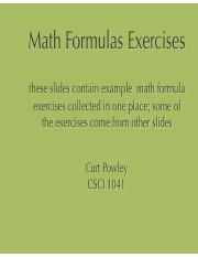 slides1B-formula-exercise2-excel-csci1041-powley.key