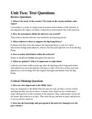 Astronomy Unit Two Review Questions.docx