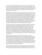 an analysis of the story cherry bomb by maxine claire Analysis the author, saki, makes an interesting choice by not providing much information about the characters of the story the man's story can be seen as a satire of the aunt's story, and the author demonstrates that the reader's focus should be on the man's story by describing it in detail, while he.
