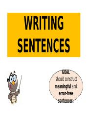 TOPIC 6 WRITING SENTENCES.pptx