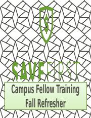 Campus-Fellow-Training-Fall-Refresher-Federal-1.pptx